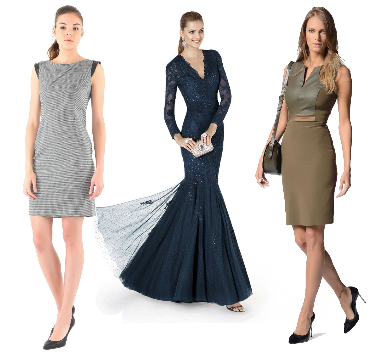 Kıyafetlerle Zayıf Görünmenin Yolları