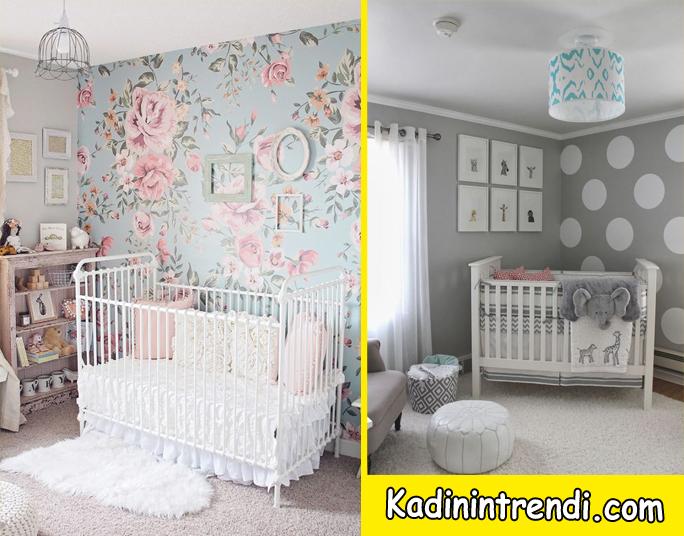 bebek-odasi-dekorasyon fikirleri-