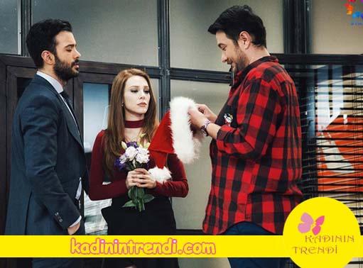 Kiralık Aşk dizisinde koray'ın giydiği kırmızı kareli gömlek hangi marka?