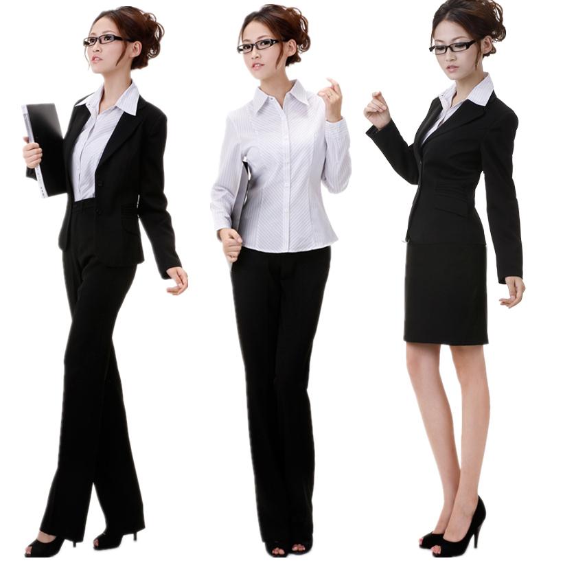 iş için resmi kadın giyim