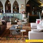 Cesur-ve-Güzel-Çiftlik-Evi-Dekorasyonu--salon-fotoğrafı