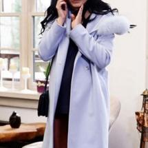 No 309 da lalenin giydiği buz mavi kaşe Network marka