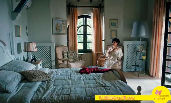cesur ve güzelçiftlik evi sühanın odası