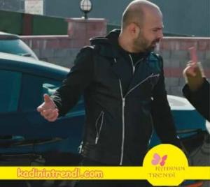 Cesur ve Güzel 13 Bölüm Dizi Kıyafetleri Korhan'ın giydiği siyah mont nereden?