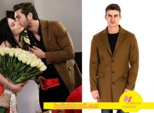 No-309-dizisi-35-Bölüm-Kıyafetleri--taba-rengi-Trençkot-markası-Kığılı