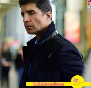İstanbullu Gelin Faruk lacivert mont markası açıklanacak.