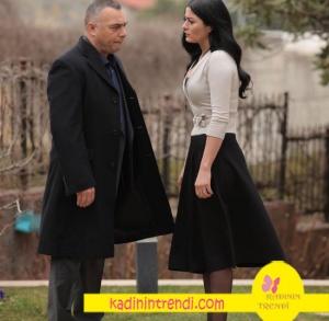 Eşkiya dünyay hükümdar olmaz hızır çakırbeyli palto Lufian