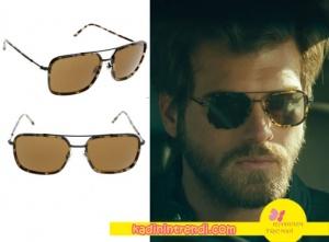 Kıvanç Tatlıtuğ Güneş gözlüğü Giorgio Armani AR6031 Sunglasses