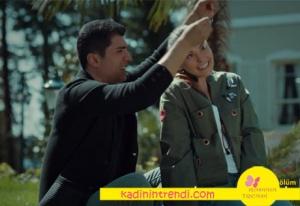 İstanbullu-Gelin-8-bölüm-dizi-kıyafetleri-Süreyya-haki-desenli-ceket-markası
