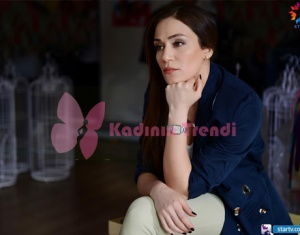İstanbullu Gelin Begüm Lacivert ceket markası araştırılmakta