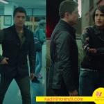 İstanbullu Gelin Faruk - Özcan Deniz kolları gri siyah ceketi