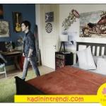 İstanbullu Gelin Murat karakterinin yatak odası Venge Home markaları ile dekore edildi.
