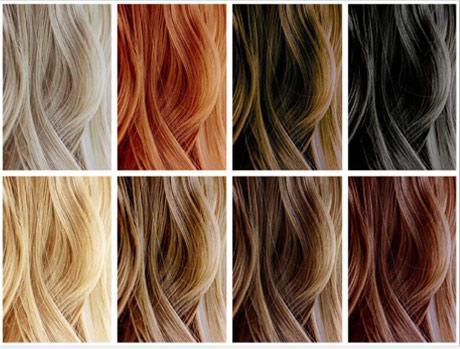 2017 saç renkleri
