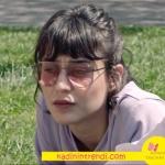 Fi 6 bölümde Ceren in taktığı açık pembe renk güneş gözlüğü Vedi Vero marka