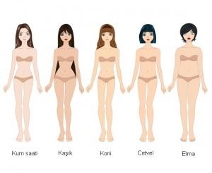 Vücut şekilleri fotoğrafı