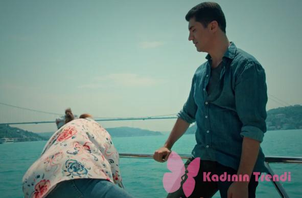 Özcan Deniz Faruk kot gömlek Kiğılı marka