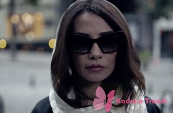 Fi 10. Bölümde Sadık Murat Kolhan'ın Karısı Yıldız güneş gözlüğü nereden? Markası araştırılıyor.