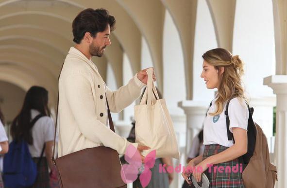 Kalp Atışı Ali karakterinin giydiği beyaz hırkanın markası Kip