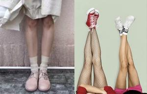 Çorap Modası Tam Gaz Devam Ediyor
