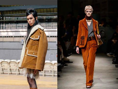 2017/2018 Sonbahar-Kış Moda Trendleri kadife modası