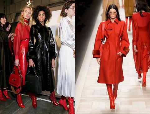 20172018 Sonbahar-Kış Moda Trendleri
