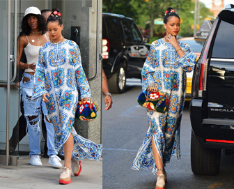 Rihanna Kilo mu aldı Rihanna stili
