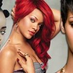 Rihanna kilo mu aldı Rihanna Saç modelleri