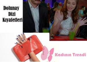 Dolunay Asuman'ın çantaları Pinky Lola Designden