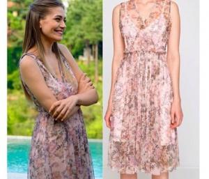 Fatoş karakterinin giydiği transparan elbise markası Koton.