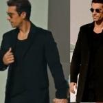 Siyah Beyaz Aşk Ferhat güneş gözlükleri Turkuaz Optik-HallyandSon Ferhat siyah uzun ceket kaban Network marka