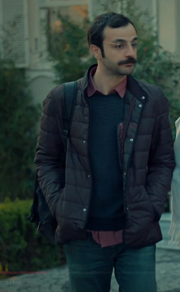 İstanbullu Gelin Osman Kıyafetleri Osman şişme mont