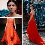 Fazilet Hanım ve Kızları Hazal Kıyafetleri Hazalın giydiği kırmızı elbisenin markası Aslı Alev