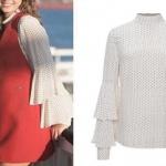 Fazilet Hanım ve Kızları dizisinde, Ece karakterinin giymiş olduğu gömlek markası Exquise
