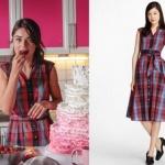 Meryem dizi meryem ve çok renkli Brooks Brothers elbisesi 979,30 TL