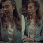 İstanbullu Gelin 30 bölüm Senem Gri hırka markası 10 Triko