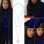 Fazilet Hanım ve Kızları Hazan yıldız kolye markası Urban Queen.