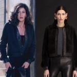 Fi yeni Sezon Çi dizisi Özge'nin giydiği siyah kısa ceketin markası House Of Ogan