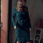 İstanbullu Gelin Süreyya triko elbise nereden