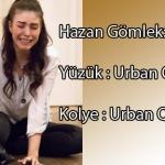 Hazan beyaz gömlek : Koton Hazan siyah deri ceket Hazan pantolon Hazan yüzük : Urban Queen Hazan kolye : Urban Queen