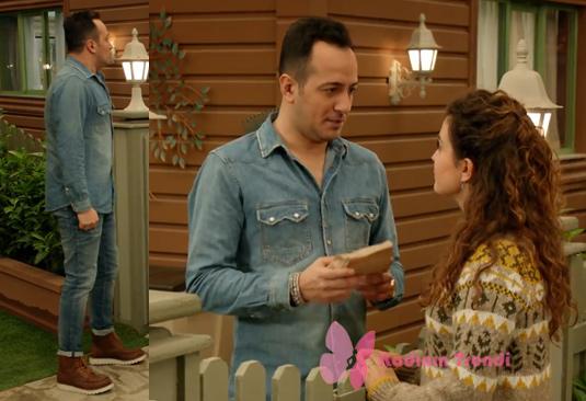 Jet Sosyete Sarp - Jet Sosyete Ozanın kot gömleği nereden Mavi Ozanın kahve rengi botları ve jean pantolonu nereden