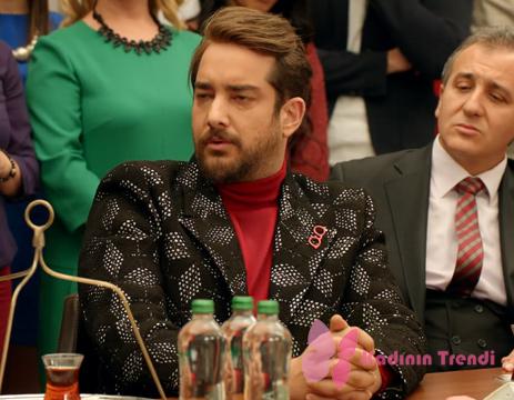 Jet Sosyete dizisinin son bölümünde Toni'nin giydiği siyah desenli ceket nereden? Araştırılıyor.