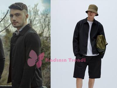 Çukur dizisinin son bölümünde Akın'ın giydiği siyah mont hangi marka? Akın'ın giydiği Siyah Ceket Zara marka. Ceketin fiyatı: 300TL.