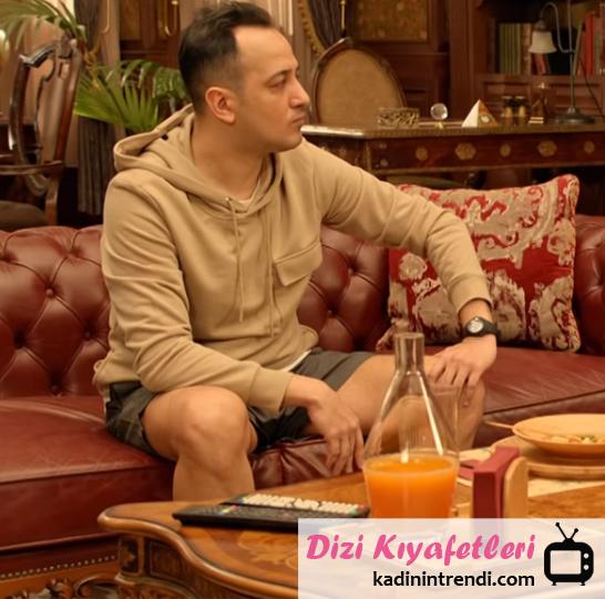Jet Sosyete Dizi Kıyafetleri Ozanın giydiği sweatshirt hangi marka