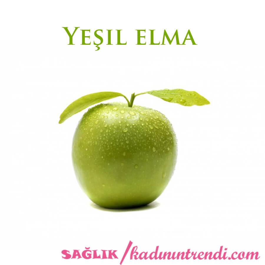 yEŞİL ELMA 1